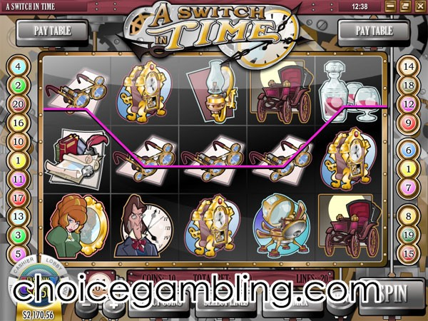 A Switch in Time Slot Machine Online ᐈ Rival™ Casino Slots