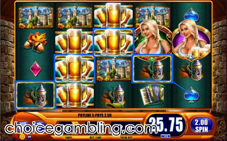 Bier Haus Slot Machine Online ᐈ WMS™ Casino Slots