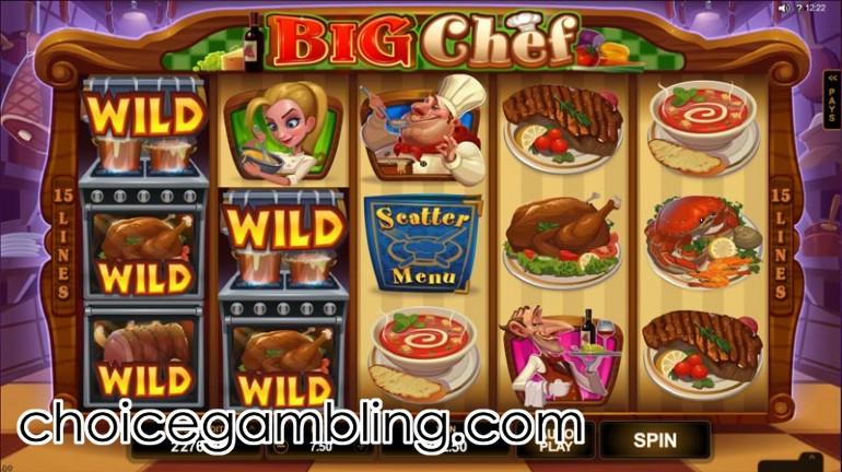 Big Chef online slot | Euro Palace Casino Blog
