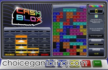 Cash Blox Slots - Free Online Casino Game by Ash Gaming