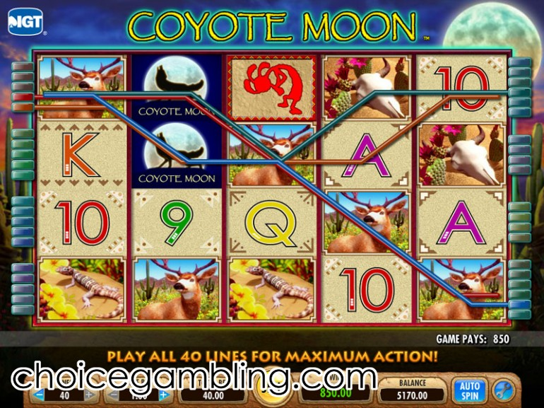 Howling Fun Slot Machine - Play Free Casino Slots Online