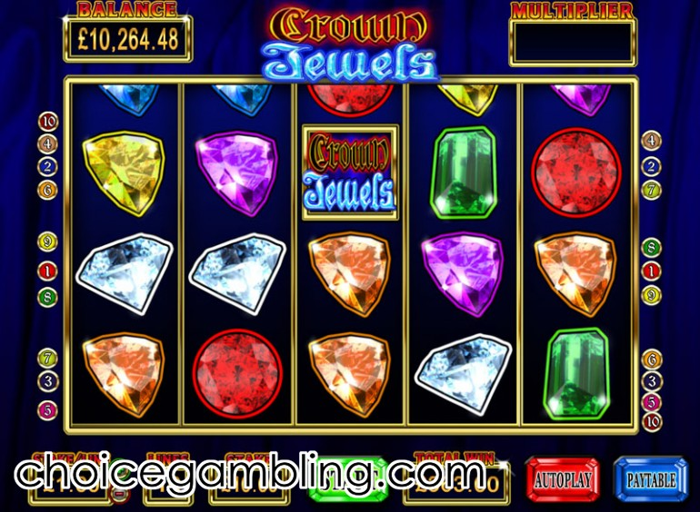 Crown Jewels Slot Machine Online ᐈ Barcrest™ Casino Slots