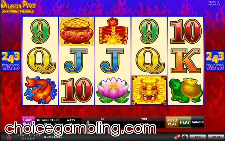 which online casino pays the best sizzlig hot