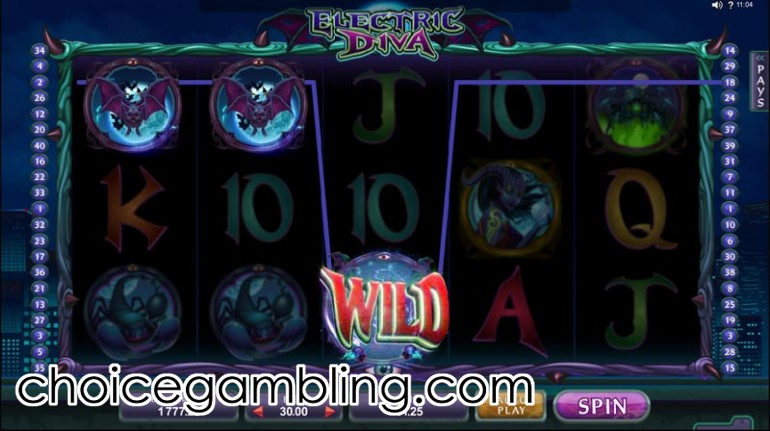 Electric Diva Slot Machine Online ᐈ Microgaming™ Casino Slots