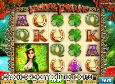 Faeries Fortune Slot Machine Online ᐈ Big Time Gaming™ Casino Slots