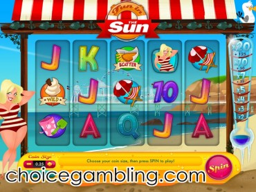 Big 7 Slot Machine - Play Cayetano Games for Fun Online