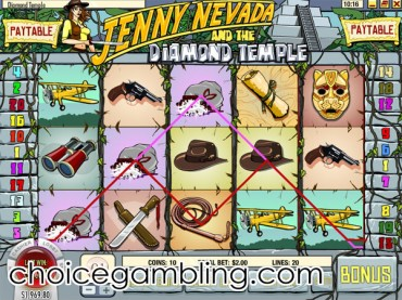 Jenny Nevada™ Slot Machine Game to Play Free in Rivals Online Casinos