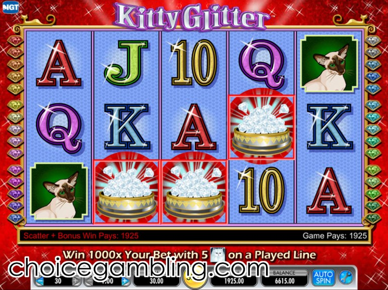 Kitty slots free