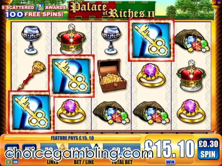 Queen of Riches - Casumo Casino