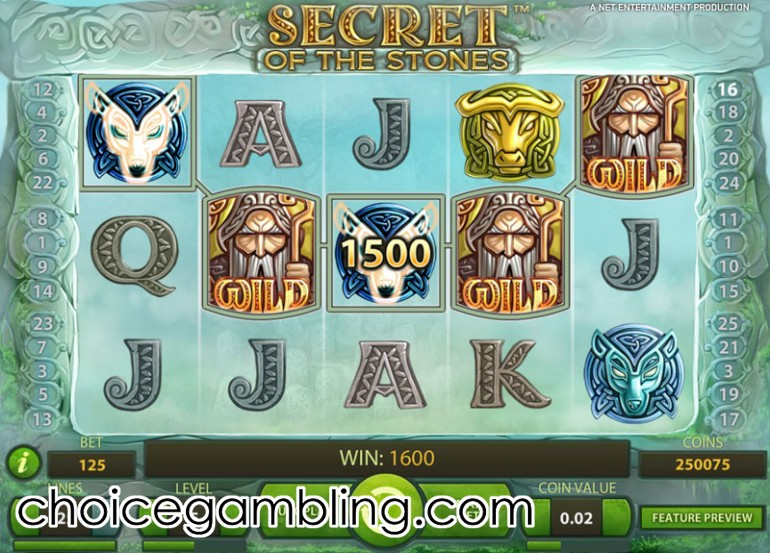 Secret of the Stones Slot Machine Online ᐈ NetEnt™ Casino Slots
