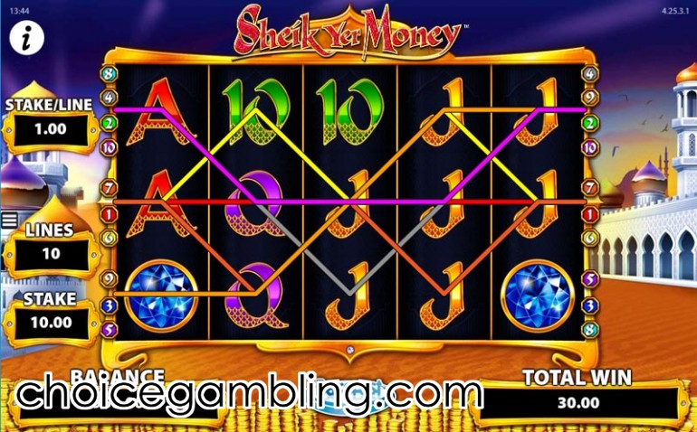 Sheik Yer Money Slot Machine Online ᐈ Barcrest™ Casino Slots