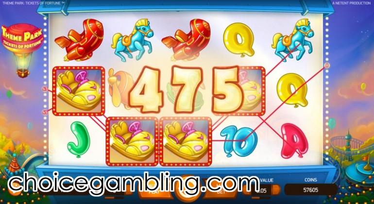 free slots online theme park online spielen