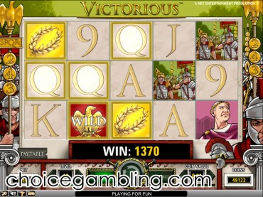 play online casino slots victorious spiele