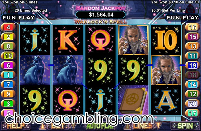 Warlock Spell Slots