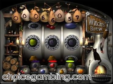 Witchs Brew Slot Machine Online ᐈ RTG™ Casino Slots