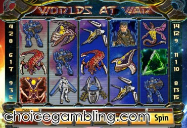 Worlds at War Slot Machine Online ᐈ Saucify™ Casino Slots